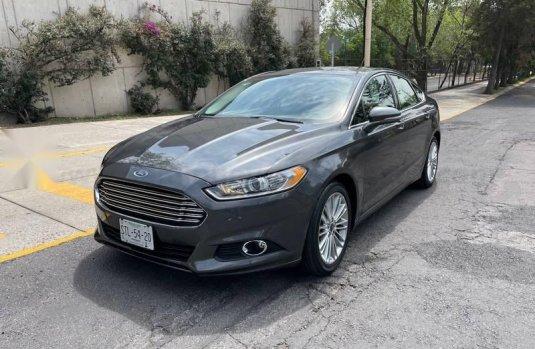 Ford Fusion 2016 Luxury plus piel Ecoboost