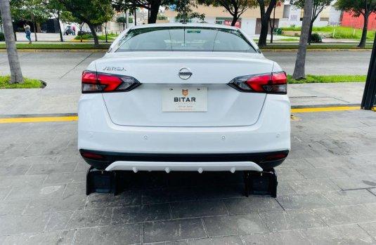 Nissan Versa Sense 2020 usado en Zapopan