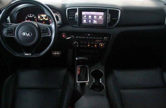 Kia Sportage 2018 5p SXL, TA QCP GPS AWD HID-XENON