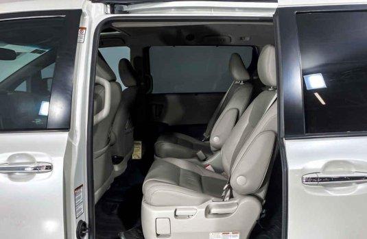Toyota Sienna 2016 barato en Cuauhtémoc