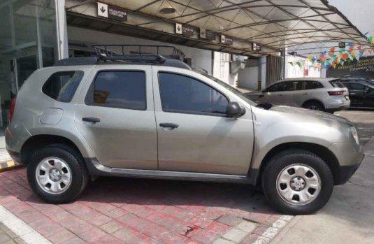 Se pone en venta Renault Duster Expression 2015