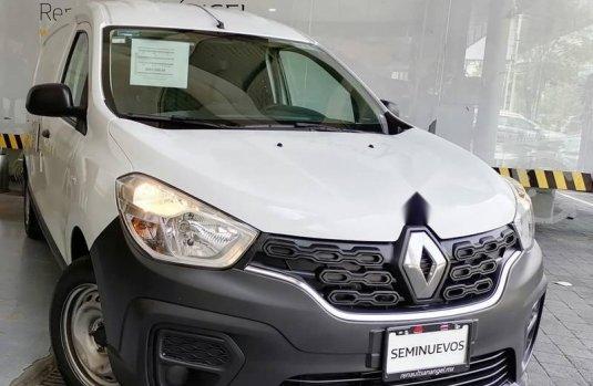 Renault Kangoo 2020 impecable en Tlalpan