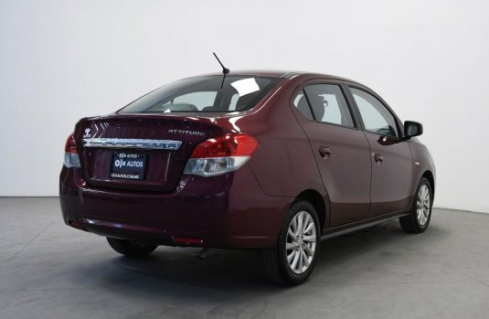Dodge Attitude 2020 barato en Guadalajara