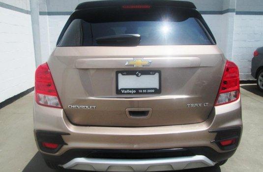 Se vende urgemente Chevrolet Trax 2018 en Gustavo A. Madero