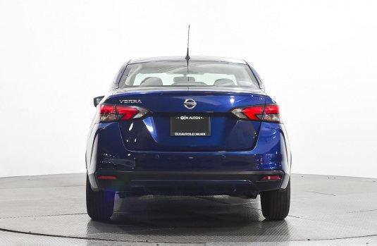 Nissan Versa 2020 impecable en Tlalnepantla