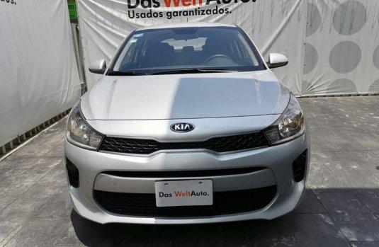 Se pone en venta Kia Rio 2018