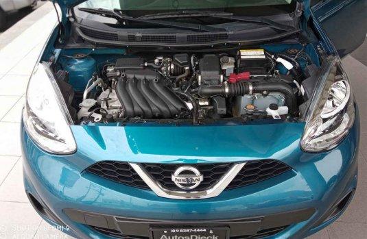 Se pone en venta Nissan March Sense 2019