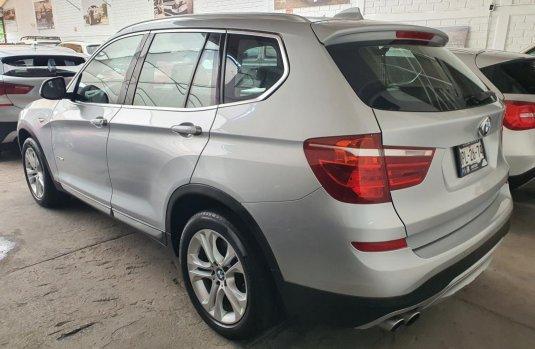Se pone en venta BMW X3 2015