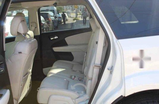 Dodge Journey 2012 5p R/T 3.5L aut 7 pasj piel a/a