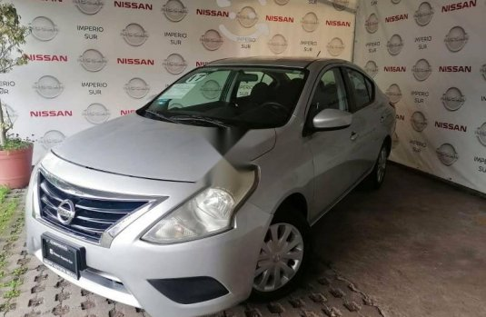 Se pone en venta Nissan Versa 2017