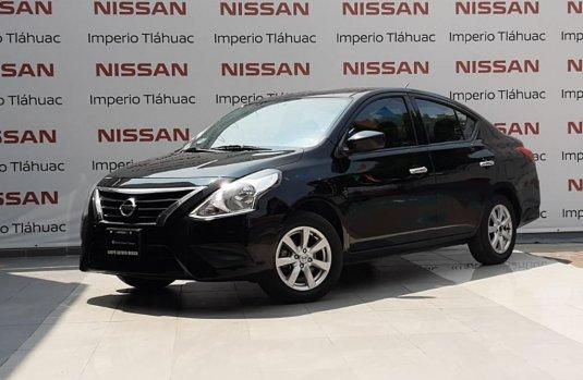 Venta de Nissan Versa 2019 usado Automatic a un precio de 210000 en Tláhuac