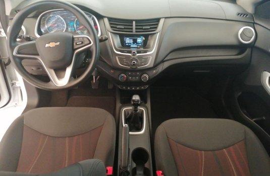 Venta de Chevrolet Aveo LTZ 2020 usado Manual a un precio de 215000 en Cuajimalpa de Morelos