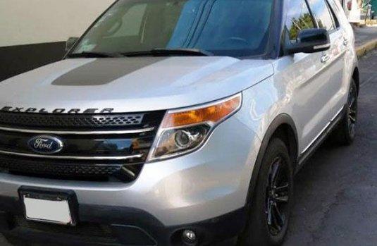 Ford Explorer XLT 2014   Flex Fuel