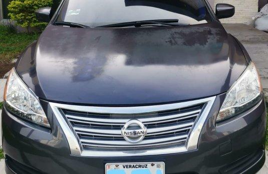 Venta de Nissan Sentra Sense Aut 2014
