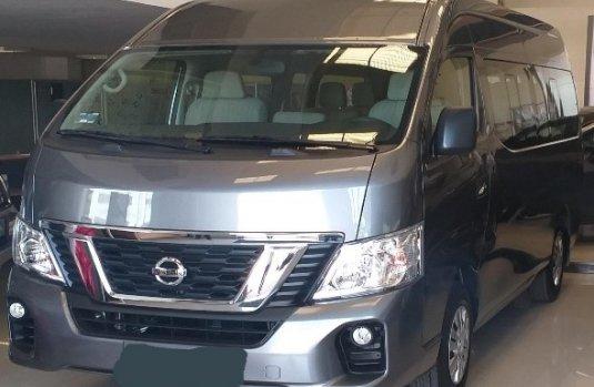 Vendo Nissan Urvan 2020, totalmente nueva, único dueño