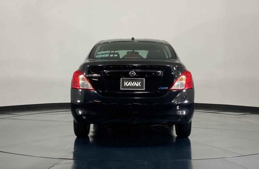 Venta de Nissan Versa 2014 usado Automatic a un precio de 124999 en Juárez