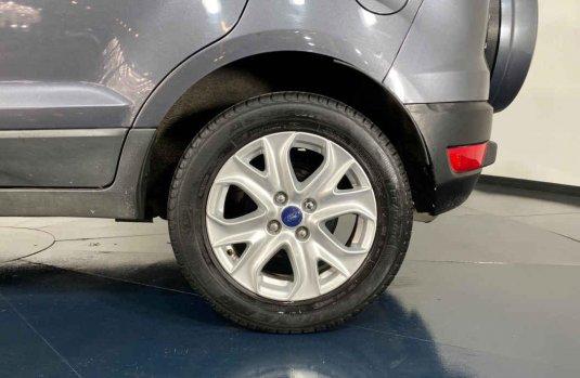 Pongo a la venta cuanto antes posible un Ford EcoSport en excelente condicción