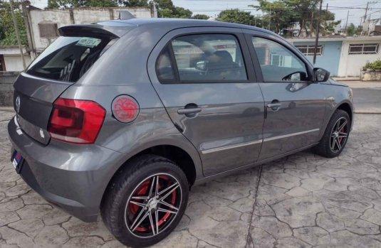 Se pone en venta Volkswagen Gol 2018