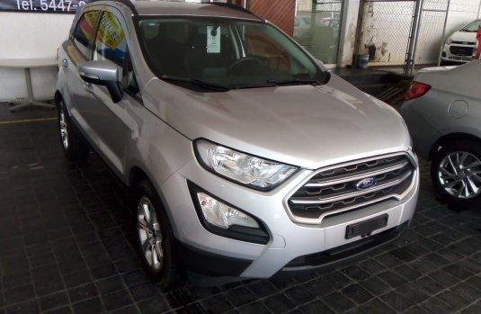 Ford EcoSport 2018 impecable en Coyoacán