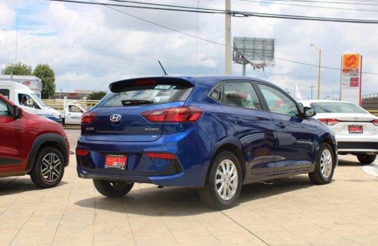 Se pone en venta Hyundai Accent 2020