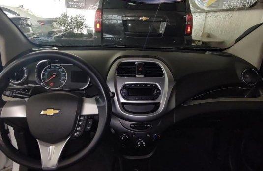 Venta de Chevrolet Beat 2018 usado Manual a un precio de 145900 en Coyoacán
