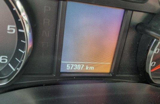 Chevrolet Silverado 2500 2017 en buena condicción