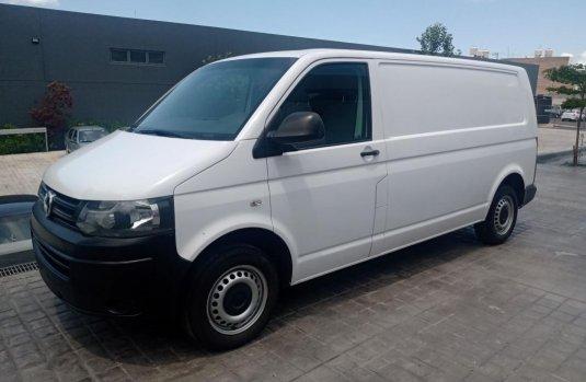 Volkswagen Transporter 2015 impecable en Guadalajara