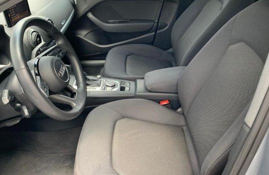 Se pone en venta Audi A3 2018