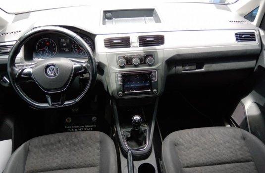 Volkswagen Caddy 2017 usado en Iztacalco