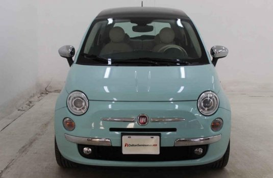 Pongo a la venta cuanto antes posible un Fiat 500 en excelente condicción