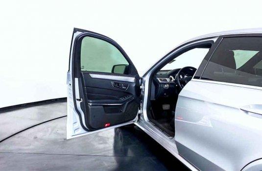 Mercedes-Benz Clase E 2014 barato en Juárez