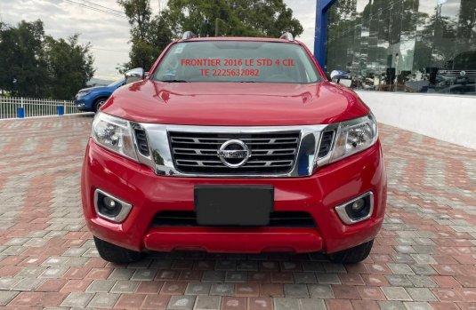 Nissan Frontier 2016 barato en Amozoc