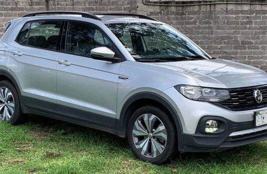 Volkswagen T-Cross 2020 impecable en Álvaro Obregón