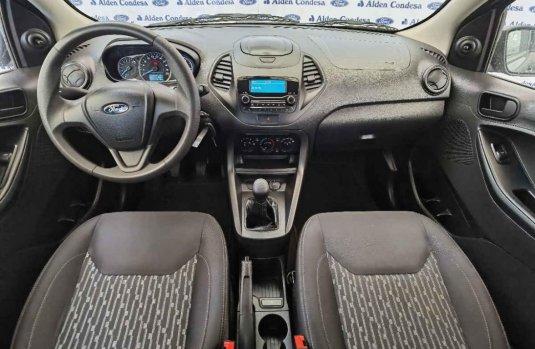 Ford Figo Sedán 2020 en buena condicción