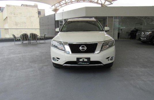 Nissan Pathfinder 2015 usado en Benito Juárez