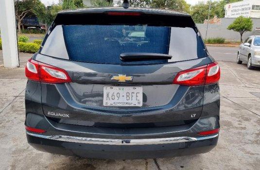 Se pone en venta Chevrolet Equinox 2020