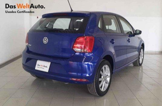 Auto Volkswagen Polo 2020 de único dueño en buen estado