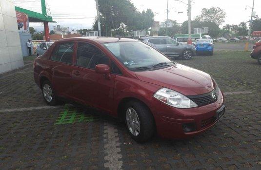 Nissan Tiida 2016 barato en Ignacio Zaragoza