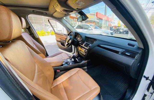 BMW X3 2015 en buena condicción