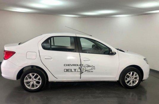 Renault Logan 2018 barato en Miguel Alemán