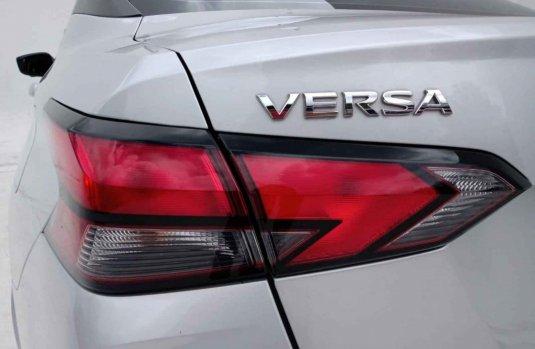 Nissan Versa 2020 usado en Aquiles Serdán