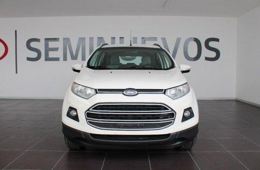 Venta de Ford EcoSport 2014 usado Manual a un precio de 183900 en Aguascalientes