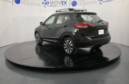 Nissan Kicks 2019 impecable en Puebla