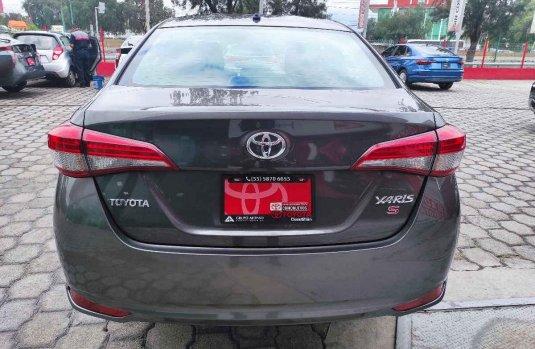 Se pone en venta Toyota Yaris 2019