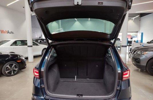 Auto Seat Ateca 2021 de único dueño en buen estado
