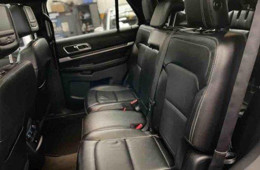 Se pone en venta Ford Explorer 2017