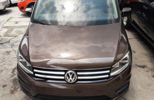 Se vende urgemente Volkswagen Caddy 2020 en Benito Juárez