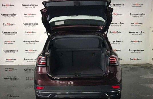 Se vende urgemente Volkswagen T-Cross 2020 en Azcapotzalco