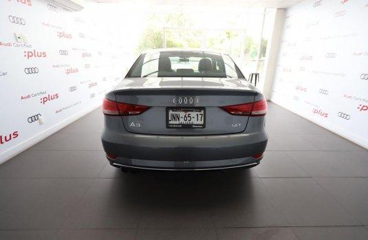 Audi A3 2017 impecable en Zapopan