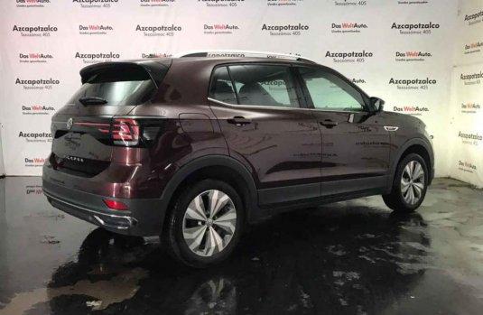Volkswagen T-Cross 2020 impecable en Azcapotzalco